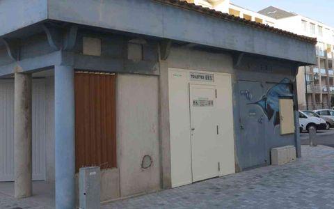 Toilettes - Cours Blossac