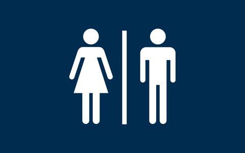 Toilettes - Grande Plage - Rotonde Navarin