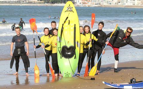 Stages nautiques - Institut Sports Océan