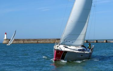Sports Nautiques Sablais – Sailing school