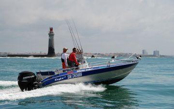 Pêche sportive avec David Doussot