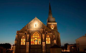 Eglise Notre Dame de l'Assomption à Olonne - Eglise Notre Dame de l'Assomption à Olonne