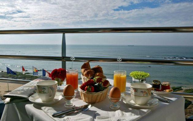 Hotel Restaurant Sable D Olonne