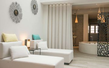 Wellness area - Atlantic Hotel & Spa