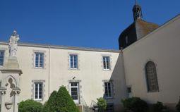 European Heritage Days - Notre Dame de Bourgenay Chapel