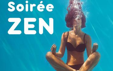 Soirée Zen