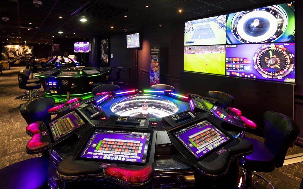 Carte Joa Club - Casino JOA des Pins