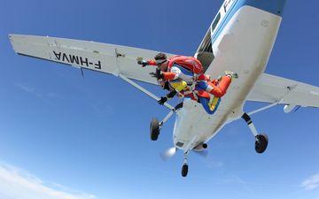 Vendée Evasion Parachute Jumping