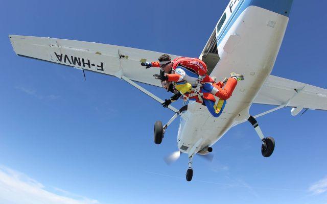 Vendée Évasion Parachute Jumping
