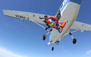 Billet Cadeau - Vendée Evasion Parachutisme