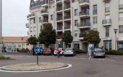 Borne électrique - Rue Nicot