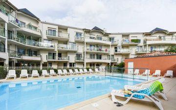 Residential Hotel Les Jardins de L'Amirauté