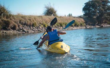 Canoe - Les Salines