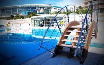 Schwimmbad am Remblai