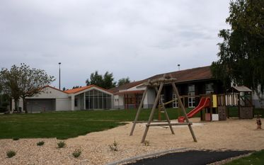 Playground - Square Bernard Roy