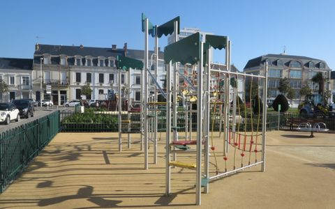 Square Jardin d'Odette