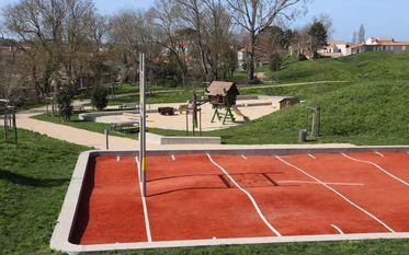 Spielplatz - Parc de la Jarrie