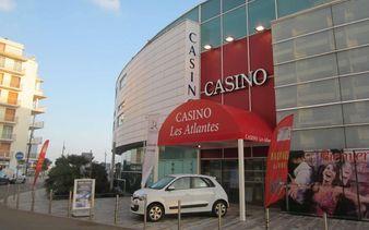 Casino des Atlantes aux Sables d'Olonne - Casino des Atlantes aux Sables d'Olonne