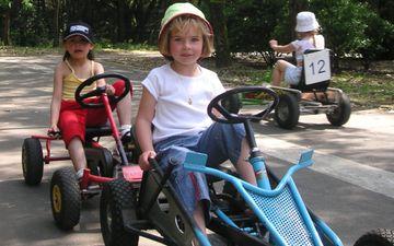 Go-Karts - Mini car