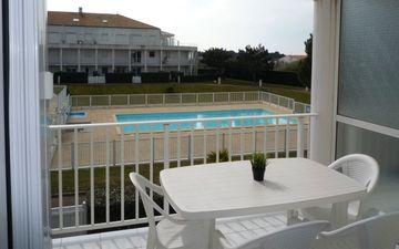 Wohnung Pool Immobilier Sablais APPA P04259