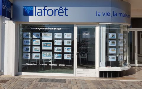 Agence Laforêt Miramar