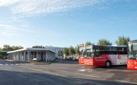Gare routière Sovetours