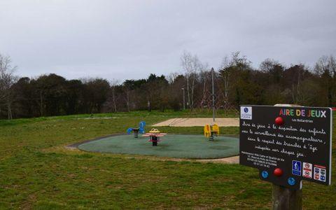 Square du parc des Boilardries