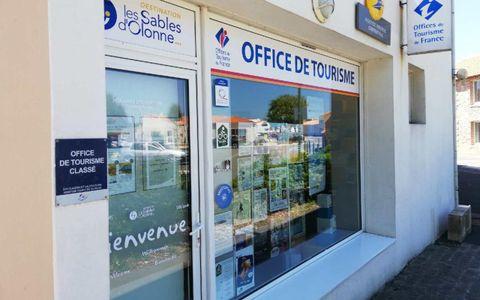 L'Ile d'Olonne - Bureau d'Information Touristique