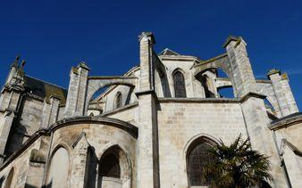 Eglise Notre Dame de Bon Port - centre-ville les Sables d'Olonne - Eglise Notre Dame de Bon Port - centre-ville les Sables d'Olonne