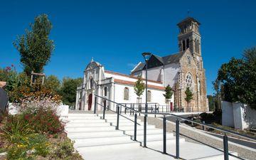 Kirche Saint-Hilaire