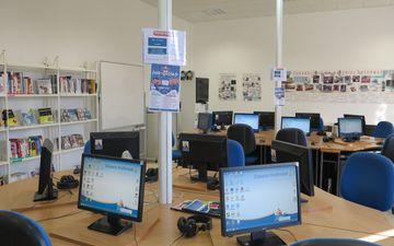 Media Library Le Globe