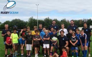 Stage d'été Rugby Océan