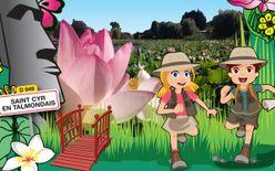 Parc Floral de la Court d'Aron