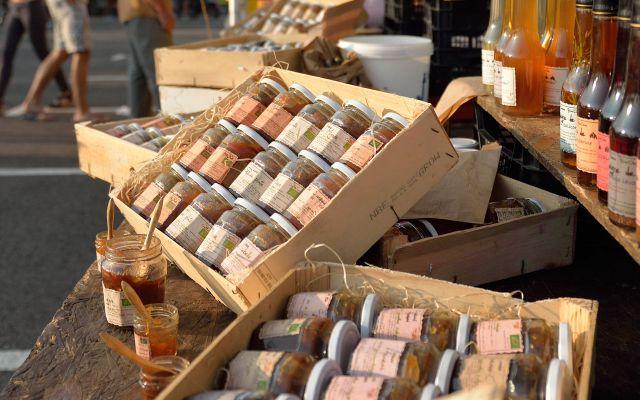 Markt von Olonne
