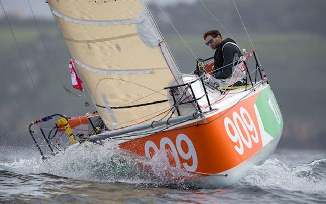 Course nautique Transgascogne