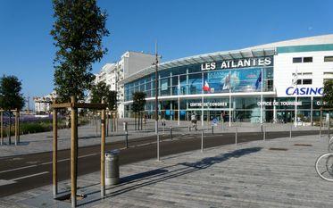 Kongresszentrum Les Atlantes