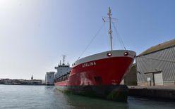 Le port de commerce