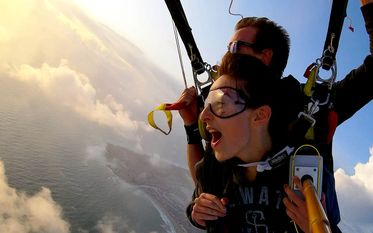 Skydiving - Vendée Evasion Parachutisme