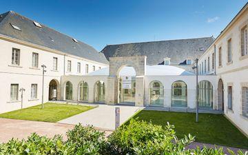 Abtei Sainte Croix Museum