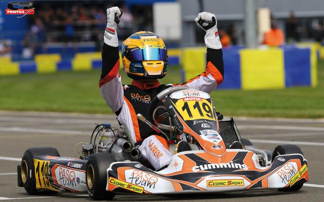 Kartsport - Atlantic Kart System - Thomas Laurent