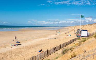Sauveterre Beach