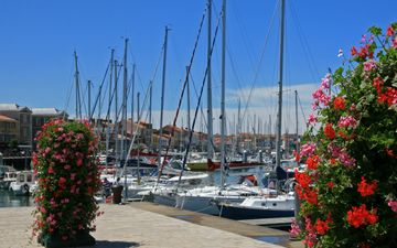 Yachting harbour - Garnier