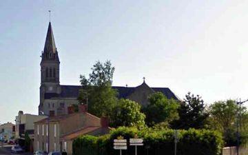 Saint Mathurin Church