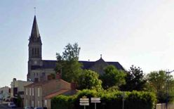 Eglise de Saint Mathurin