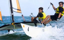 Stage Catamaran Topaz ou Hobie Cat 16 Evolution