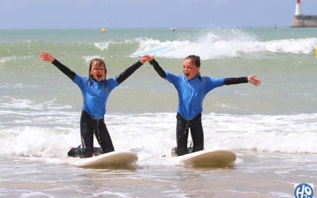Stages de Surf Kids