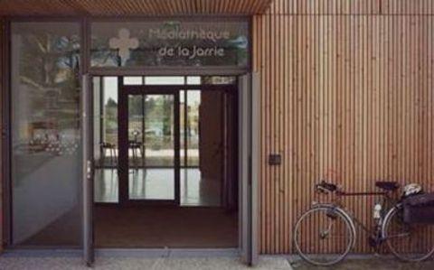 Espace multimedia - Médiathèque de la Jarrie