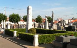 Patrimoine funéraire sablais : le vieux cimetière de la Chaume