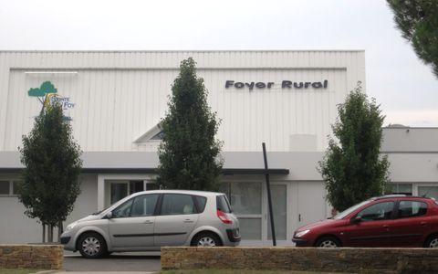 Salle du Foyer Rural