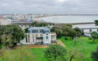 La Villa Chailley et son parc  - La Villa Chailley et son parc - Crédit Ville des Sables d'Olonne
